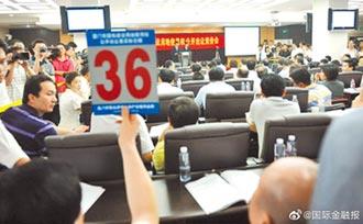 疫情和緩 北京土拍市場開張