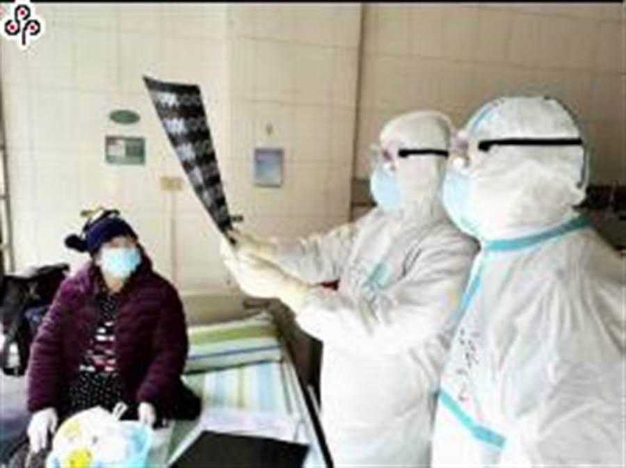 大陸新冠肺炎疫情趨緩。(示意圖/新華社)