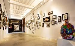 洪易美術館成立20年隆重開幕