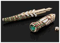 萬寶龍向泰姬瑪哈陵致敬 偉大建築化身筆具
