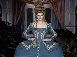 米蘭時裝周/Moschino有請法國時尚皇后 「蛋糕裝」上身