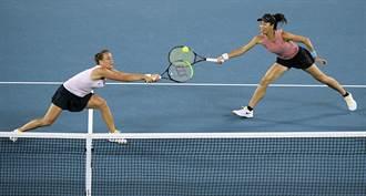羅馬網球賽》謝淑薇再過關 雙打拚本季第4冠