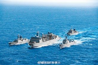 反擊美國 陸艦隊自由航行夏威夷