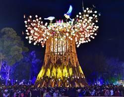 台灣燈會正式破千萬人次  展期進入倒數計時