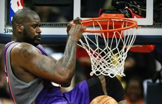 NBA》打球像怪物 俠客自曝背後原因