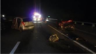 男車禍爬出警戒遭撞飛慘死  肇事者:不知撞到人