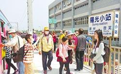 潮州車站百周年 暢遊神祕陽光小站