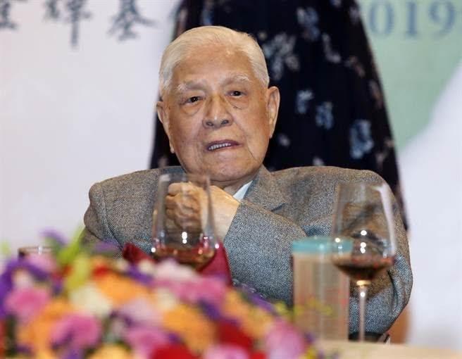 前總統李登輝。(本報系資料照片)