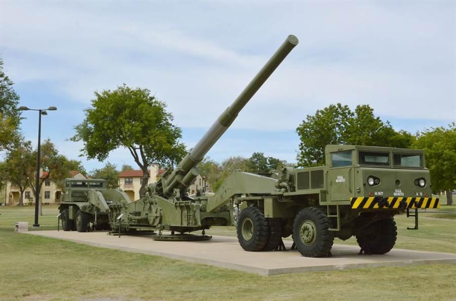 這可能是美國陸軍遠程戰略加農砲SLRC的模樣。(圖/笑臉男人)