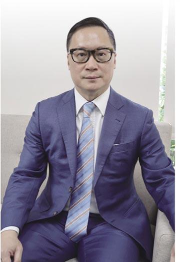 富國資產管理董事總經理 投資老將周旭昇 台灣高配息基金教父