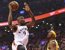 NBA》狂贏46分!暴龍創隊史勝分紀錄