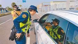 強化運輸防疫!公路總局查獲白牌車17輛、重罰850萬元