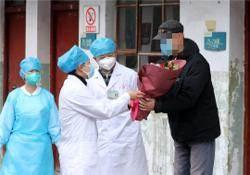 陸31省份新增新冠肺炎21例 湖北新增1例