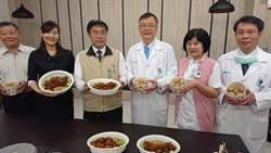 東成醬油送各5000份豬腳麵線與茶葉蛋給奇美醫護與志工