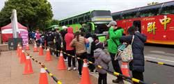 交通接駁讚!台灣燈會總參觀人次1182萬