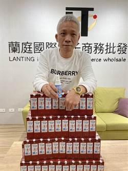 人在牢籠心繫疫情?連千毅竟託律師送千瓶防護液