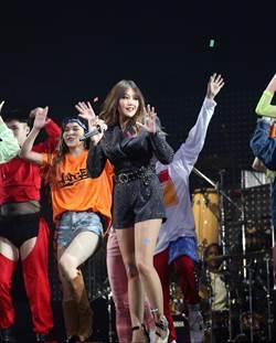 A-Lin演唱會老公黃甘霖缺席 親戚外傳早離婚