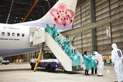 第3波類包機規則照舊 發燒者不能登機