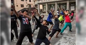 【教舞點燈人3】光腳練舞磨出水泡 演繹古老傳說被全台灣看見
