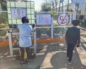 正隆竹北廠免費送消毒水 幫助居民維護環境