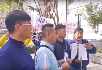 杏仁哥帶影片證據 按鈴控告罷韓人士違反選罷法