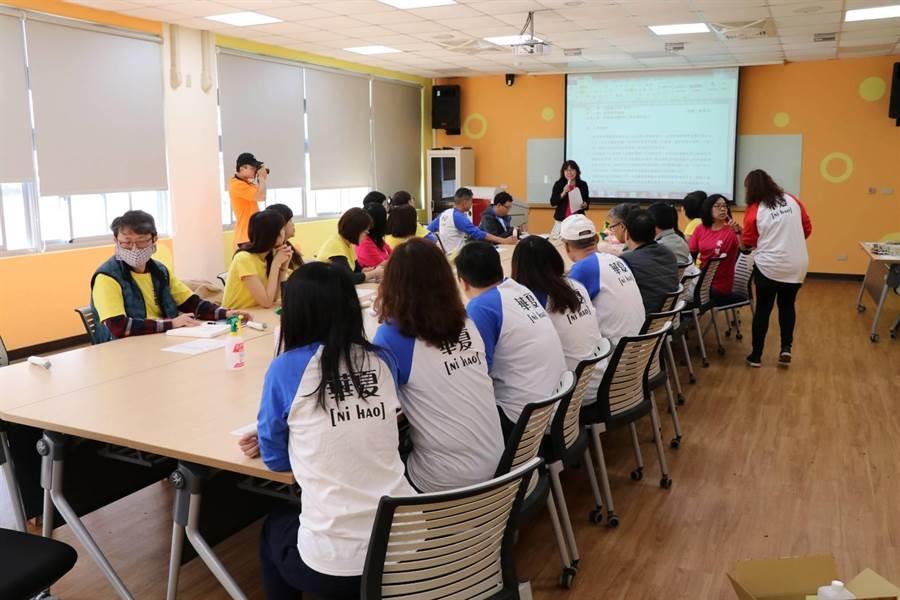 華夏科技大學為防治新冠肺炎疫情,已成立防疫小組全面啟動校園防疫作為。(華夏科技大學提供)