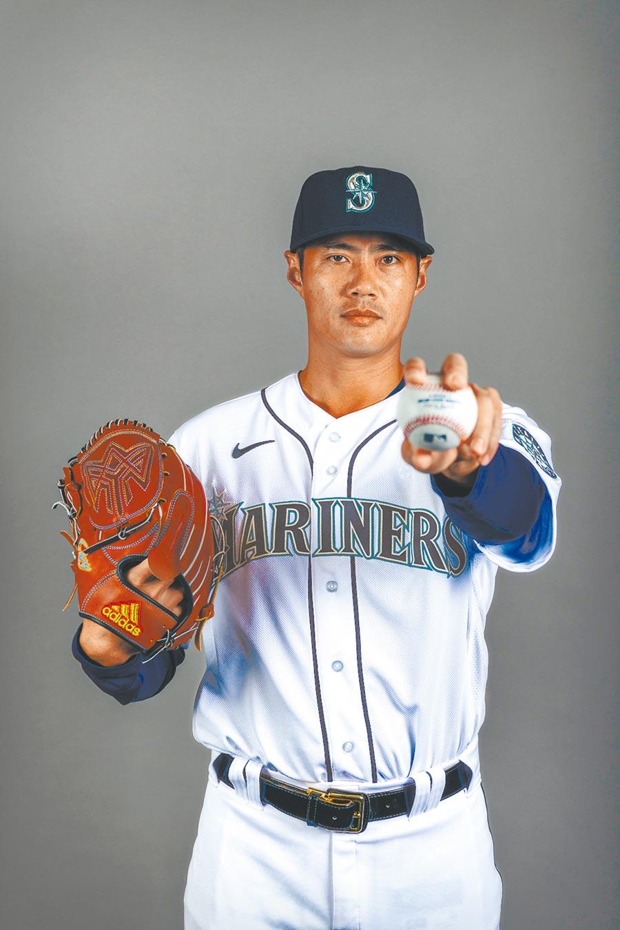 新球季轉戰水手隊的陳偉殷,有機會在27日中繼登板。(路透資料照)