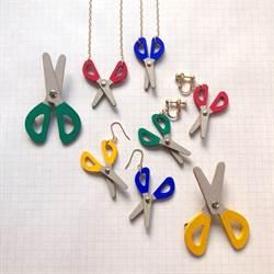 小剪刀成項鍊!日本職人手作微型飾品展看創意