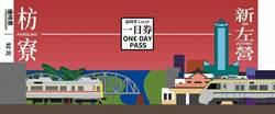 2年限定!台鐵車票可換肥薩橙鐵道票券