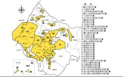 台中公設地解編470公頃 推升建商獵地動能