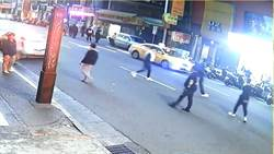 疑酒後衝突 25歲男西門町街遭伏擊