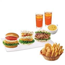 摩斯漢堡搶宅食商機 訂「金快速家庭餐」可抽大獎