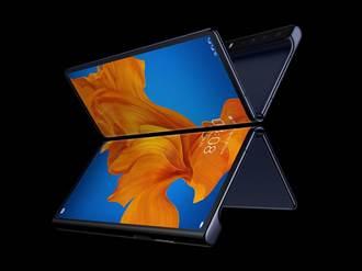 《科技》華為新款摺疊機Mate Xs,要價逾8萬