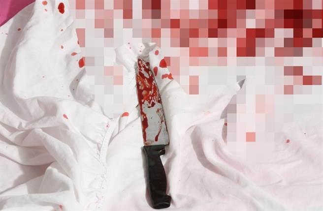 陳靖怡的致命傷,為舊愛從背後狠刺的那一刀,深10到15公分,被認為殺意堅決。(達志影像shutterstock提供)
