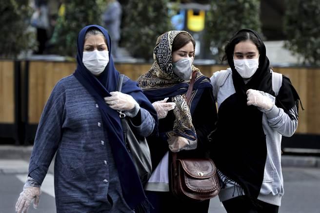 新冠疫情爆點其實在伊朗?