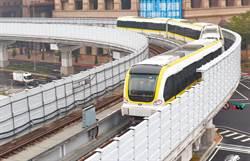 體驗捷運環狀線 乘客見一幕秒絕望