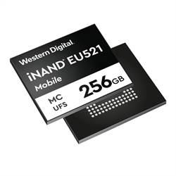 Western Digital推升5G時代的行動應用至更高效能