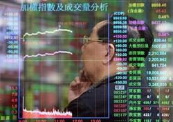 股匯不同調 台股跌破半年線隱見曙光