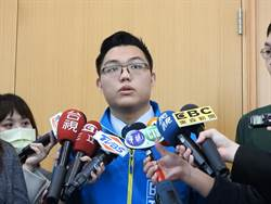 傅崑萁黨籍案 中常委田方倫建議由新任黨主席處理