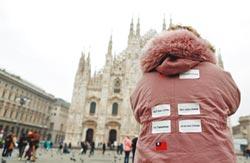 全歐最嚴重 義旅遊升至二級警示