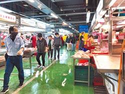環南中繼市場 2周摔傷逾10人