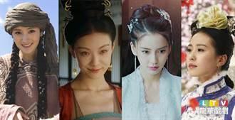四小花旦各爭其豔 戲路最不同的美女是她
