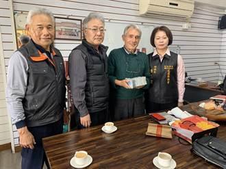 劉一峰神父稱愛心「夠用」就好 企業家感動再捐百萬