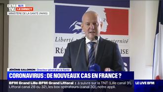 法國出現首例公民感染新冠病毒死亡病例