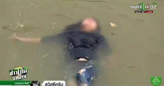 路人驚見「嫩妹浮河中」急報警…被救起爆哭:想自殺但太會游泳
