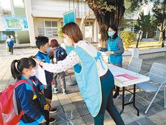 學校憂防疫物資越來越吃緊