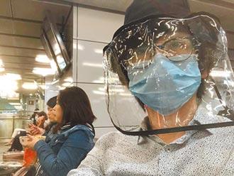林隆璇戴防疫面罩 被虧蒙面歌手