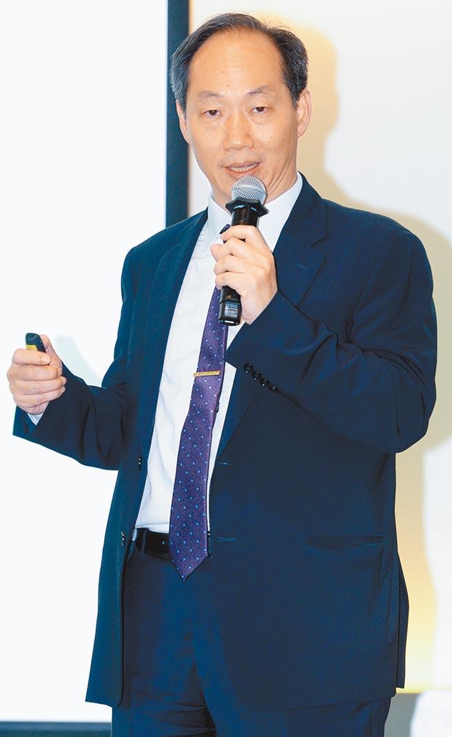華新科總座顧立荊(資料照片)