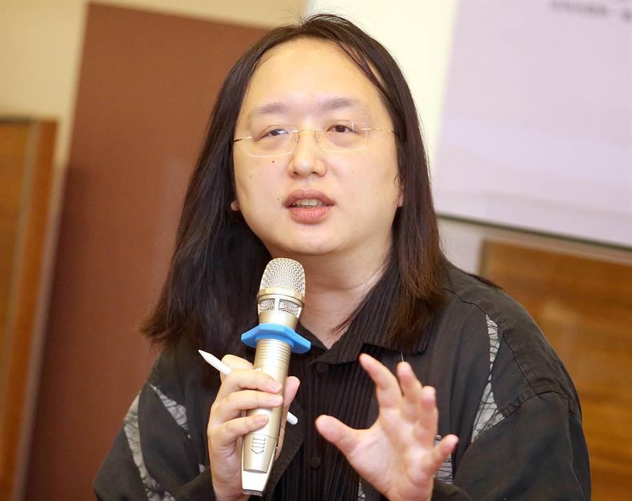 政務委員唐鳳。(本報資料照/范揚光攝)