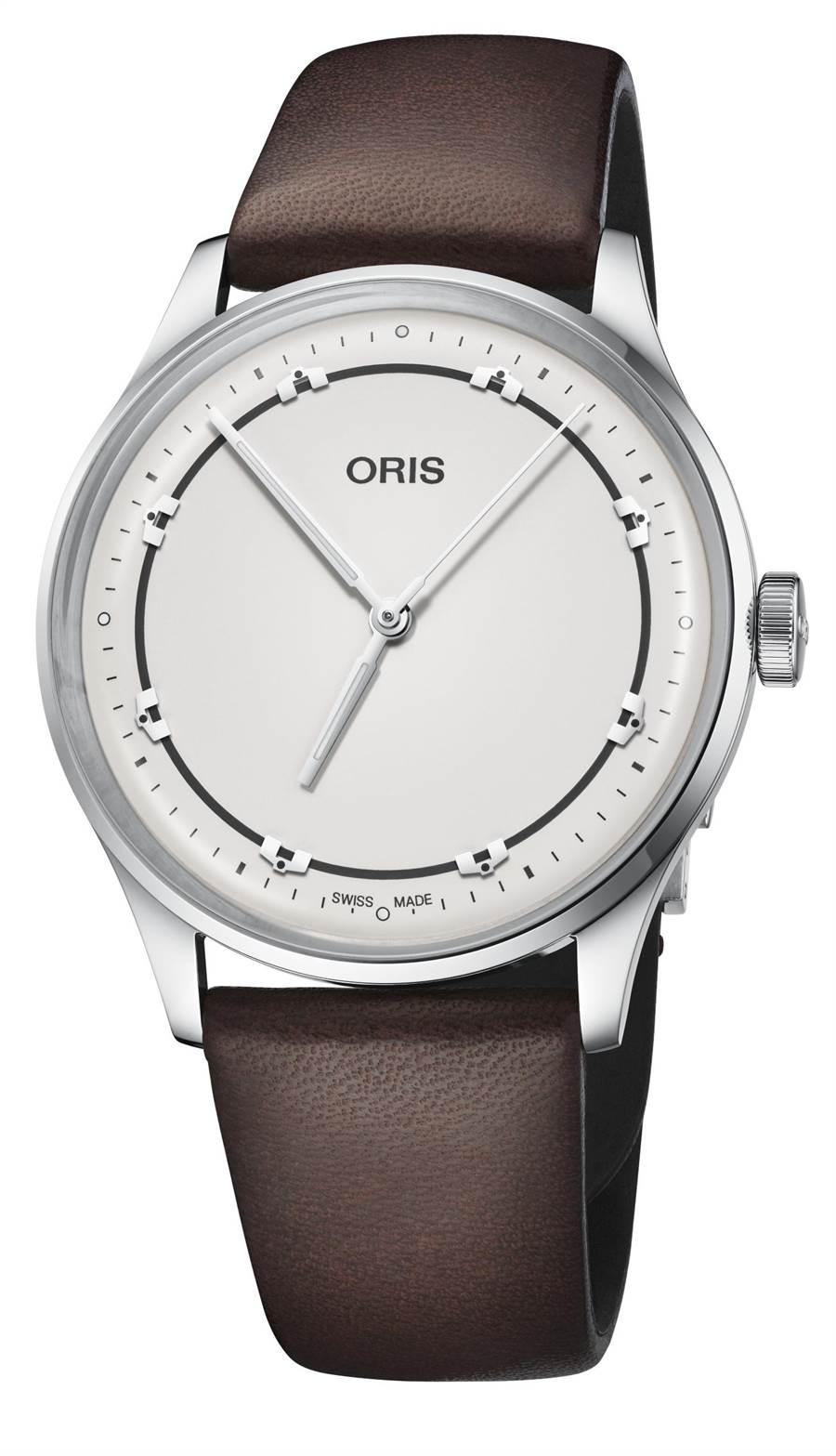 Oris Art Blakey爵士限量表,6萬元。(Oris提供)